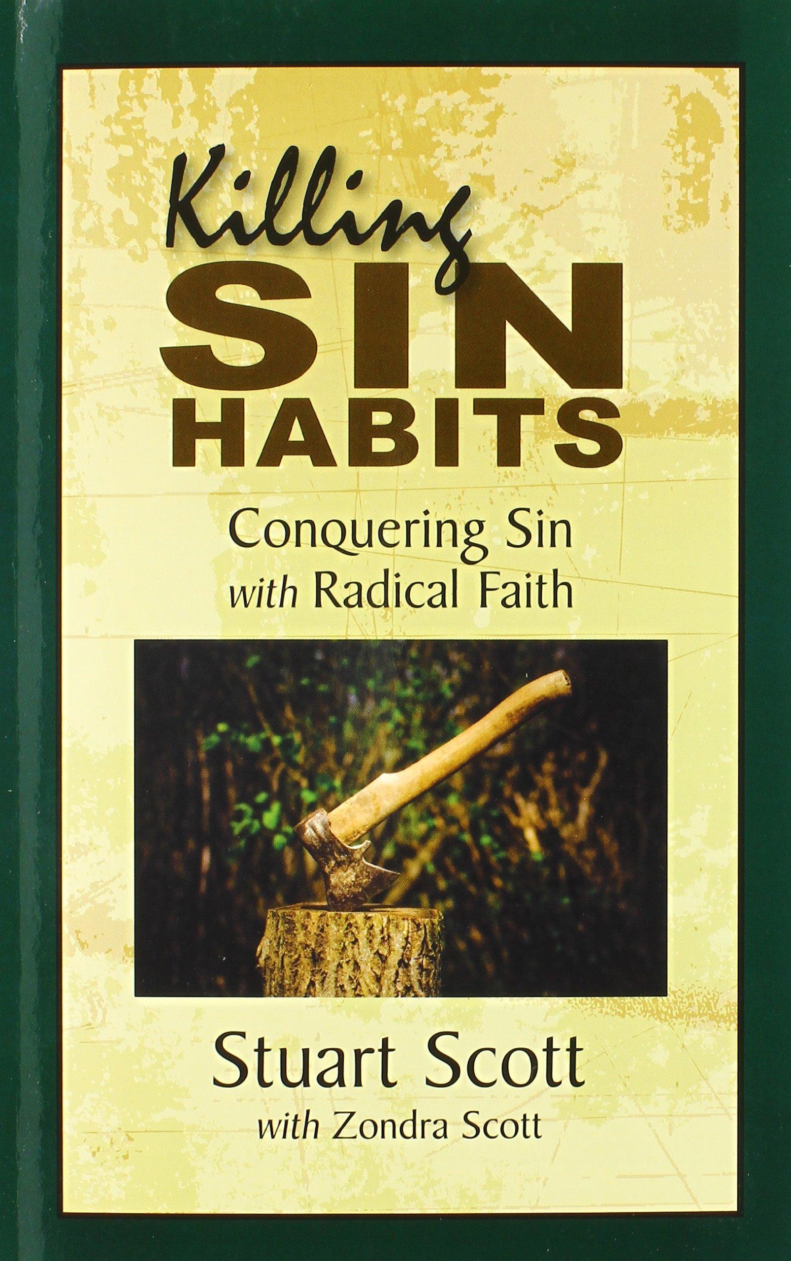 Killing Sin Habits Cover